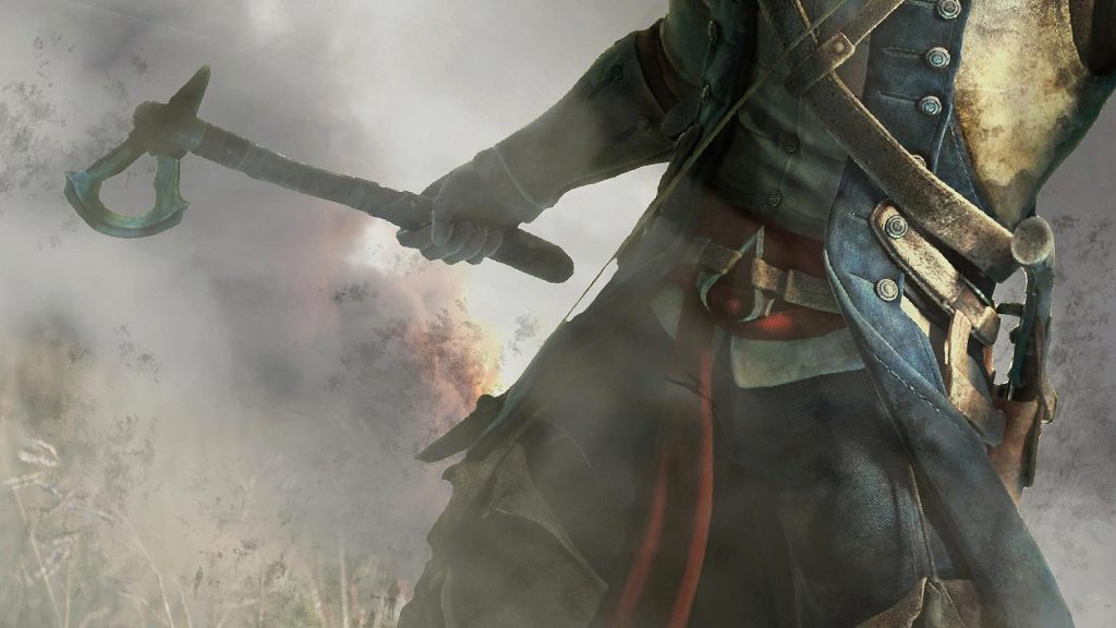 Assassin's Creed III HD Full HD Background