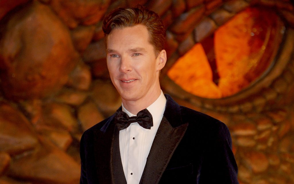 Benedict Cumberbatch Widescreen Background