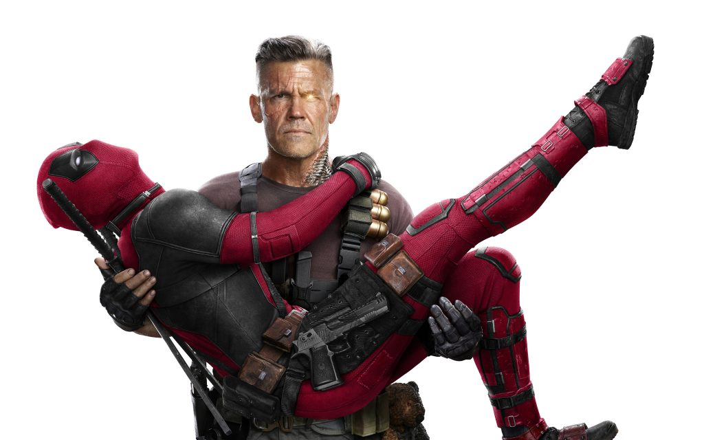 Deadpool 2 Widescreen Background