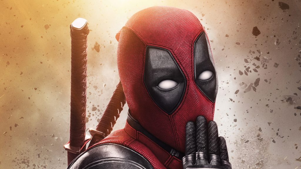 Deadpool 2 Quad HD Background