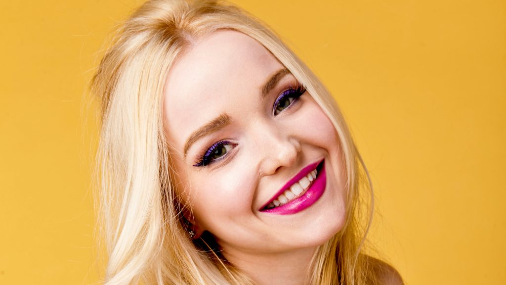 Dove Cameron Quad HD Wallpaper