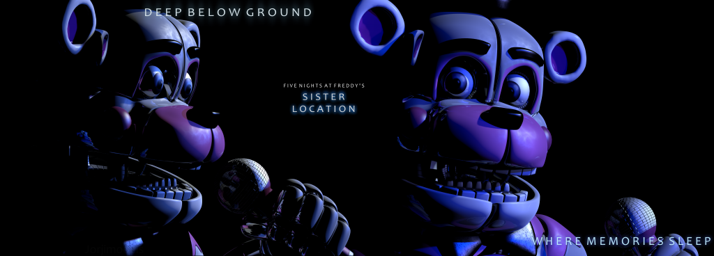 Five Nights at Freddy's: Sister Location Background