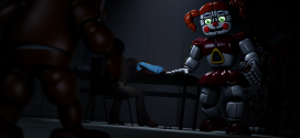 Five Nights at Freddy's: Sister Location Backgrounds
