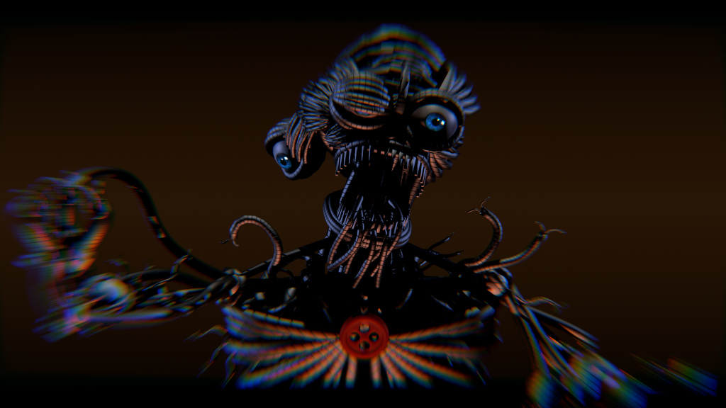 Five Nights at Freddy's: Sister Location 4K UHD Background