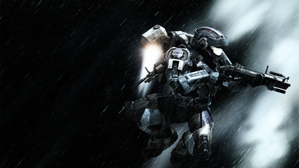 Halo: Reach Full HD Background