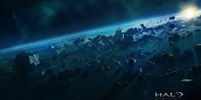 Halo: Reach Backgrounds