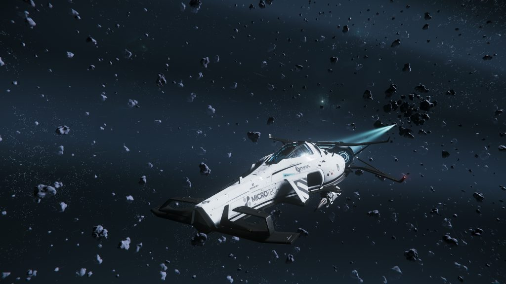 Star Citizen Quad HD Background