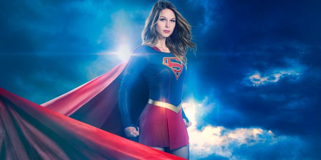 Supergirl Backgrounds