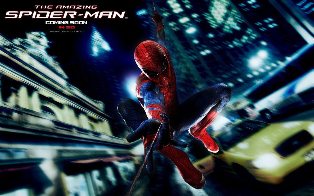 The Amazing Spider-Man HD Widescreen Background