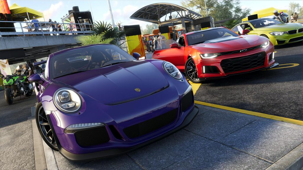 The Crew 2 Full HD Wallpaper