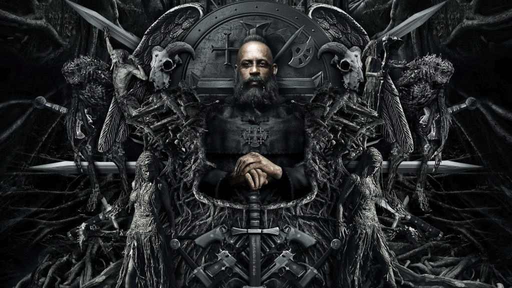The Last Witch Hunter HD Quad HD Wallpaper