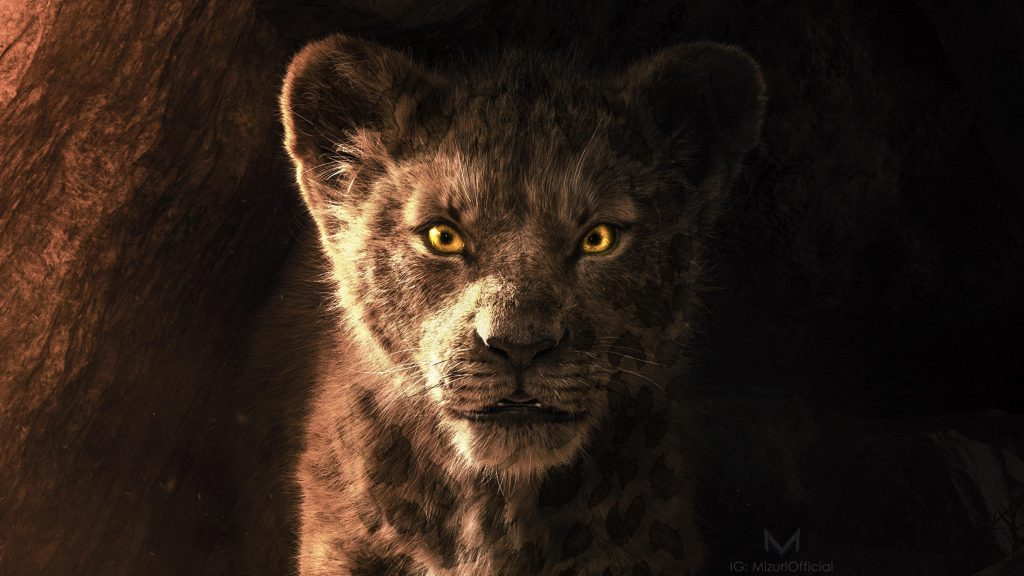 The Lion King (2019) Quad HD Wallpaper