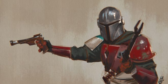The Mandalorian HD Wallpapers