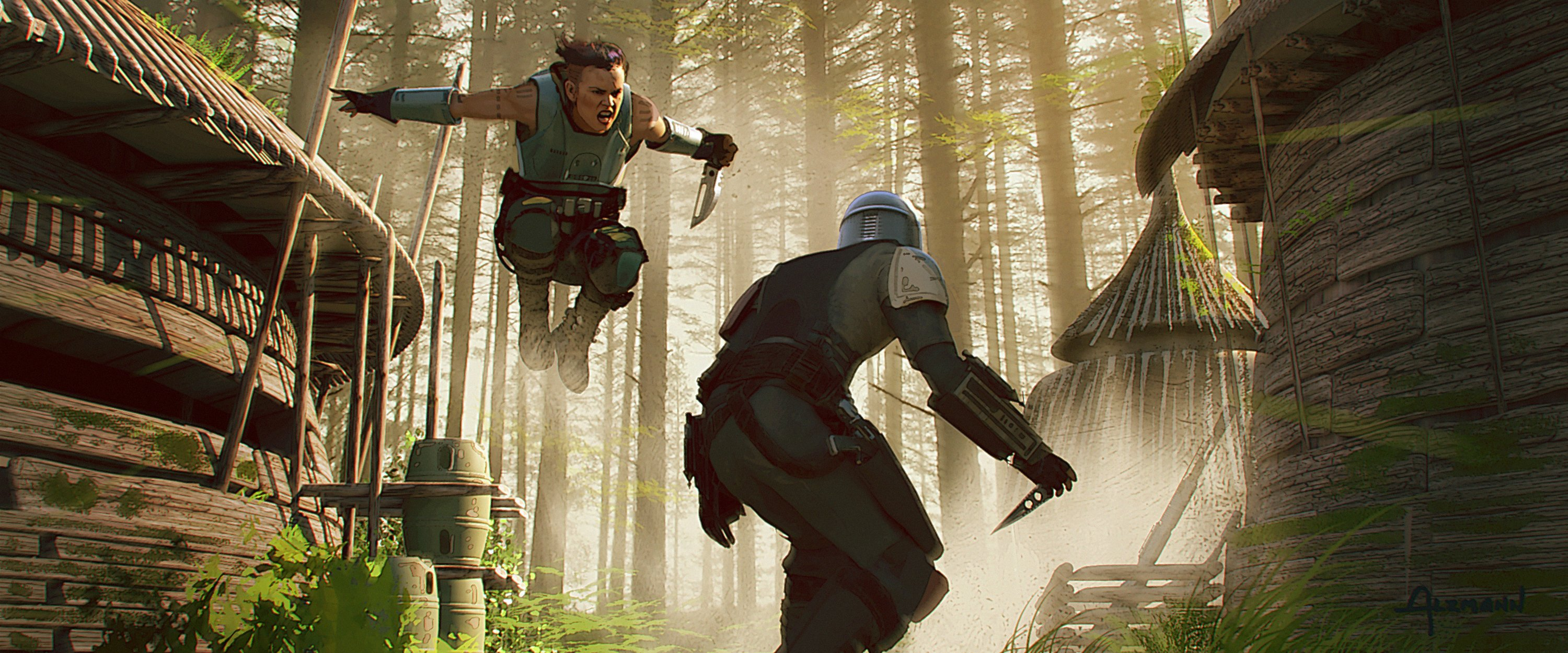 The Mandalorian Hd Wallpapers Pictures Images