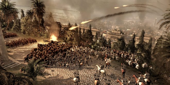 Total War: Rome II Wallpapers