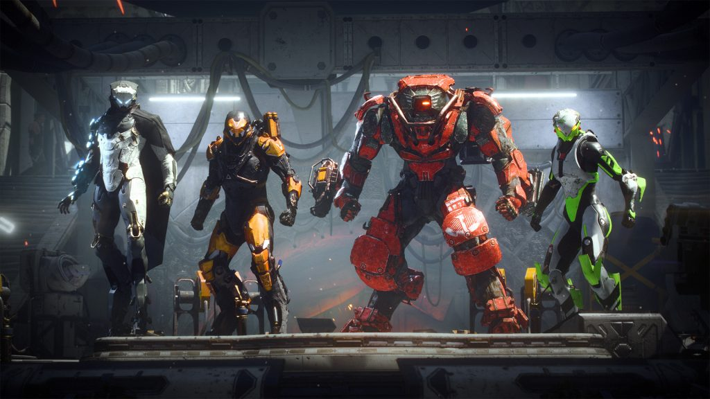 Anthem Full HD Wallpaper