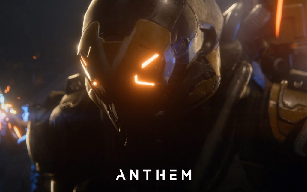 Anthem Widescreen Wallpaper