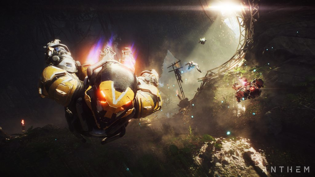 Anthem Quad HD Wallpaper