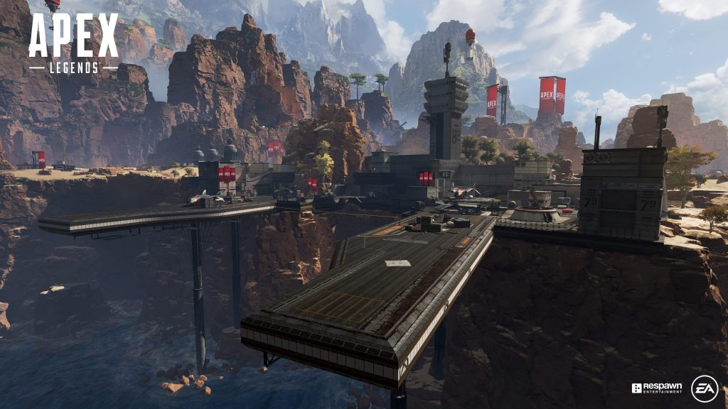 Apex Legends Quad HD Wallpaper