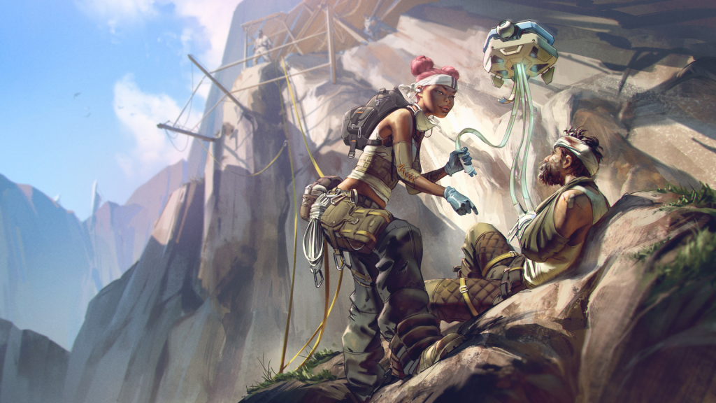 Apex Legends Full HD Wallpaper