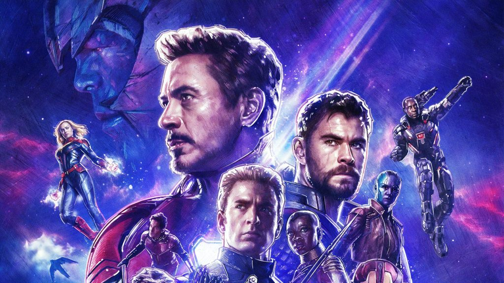 Avengers Endgame HD Quad HD Wallpaper
