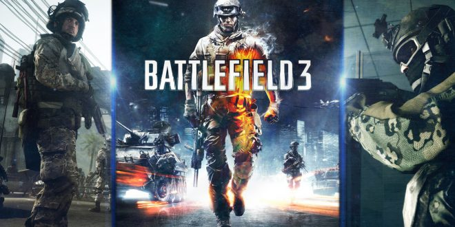 Battlefield 3 HD Wallpapers