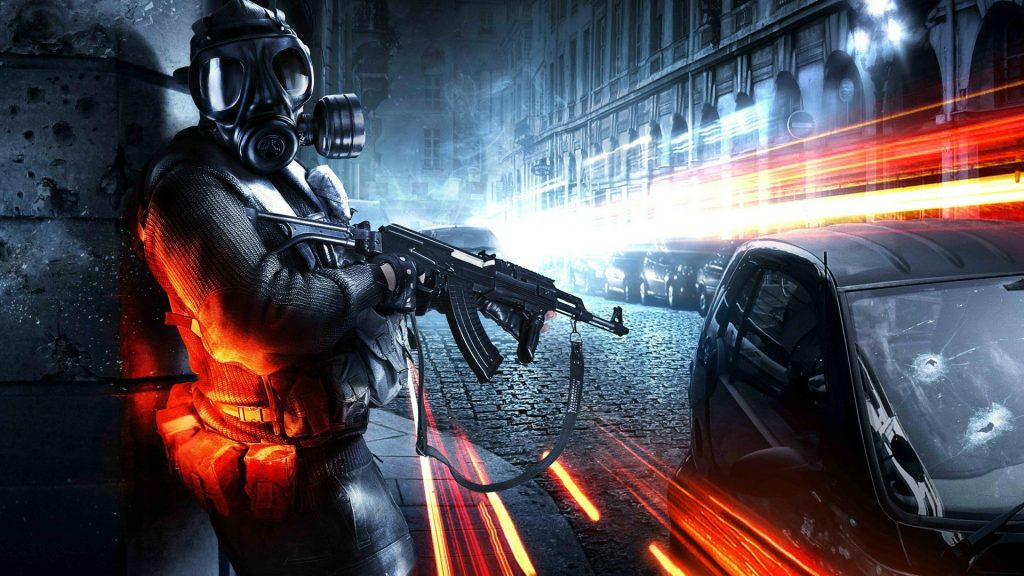Battlefield 3 HD Full HD Wallpaper