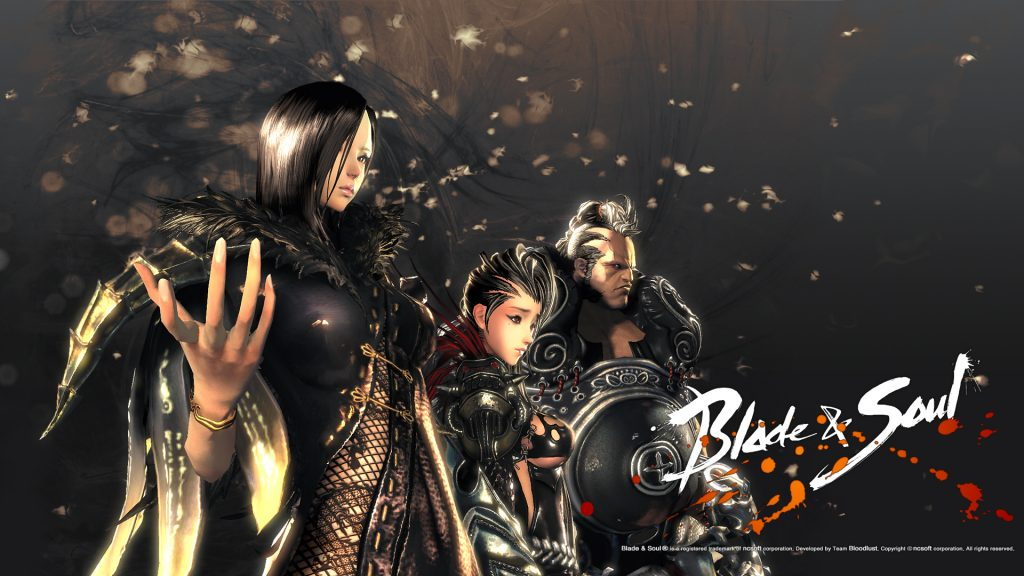 Blade & Soul Full HD Wallpaper
