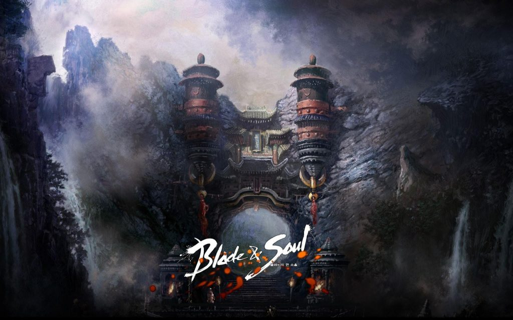 Blade & Soul Widescreen Wallpaper