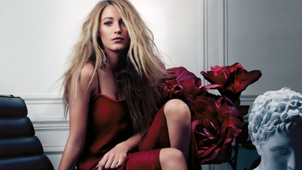 Blake Lively HD Full HD Wallpaper
