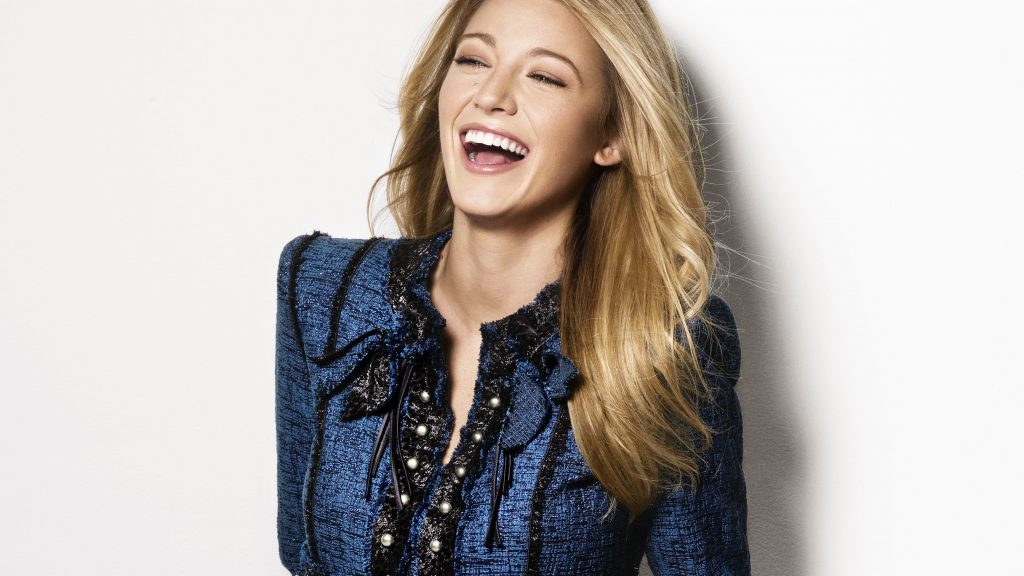Blake Lively HD Quad HD Wallpaper