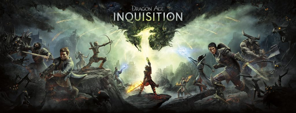 Dragon Age: Inquisition Background