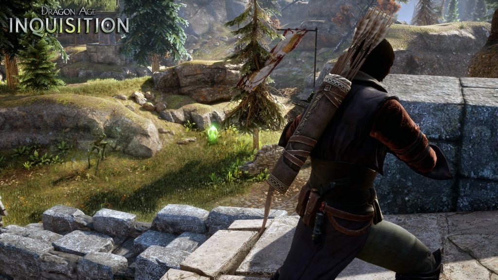 Dragon Age: Inquisition Full HD Background