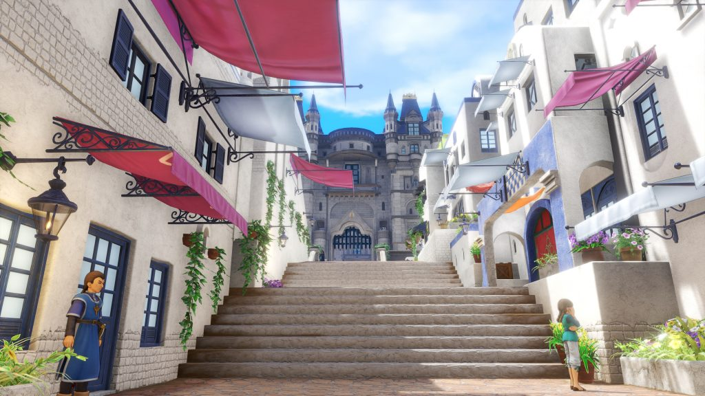 Dragon Quest XI Quad HD Wallpaper