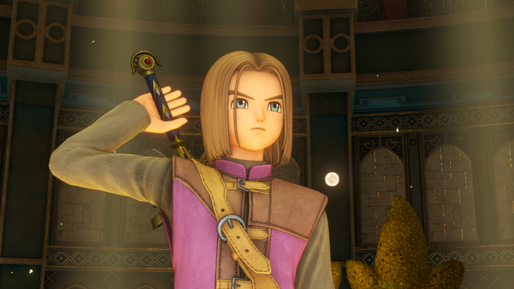Dragon Quest XI Full HD Wallpaper