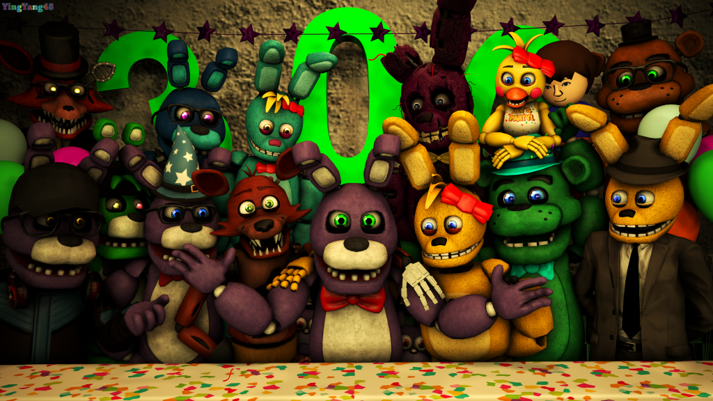 Five Nights at Freddy's Wallpaper