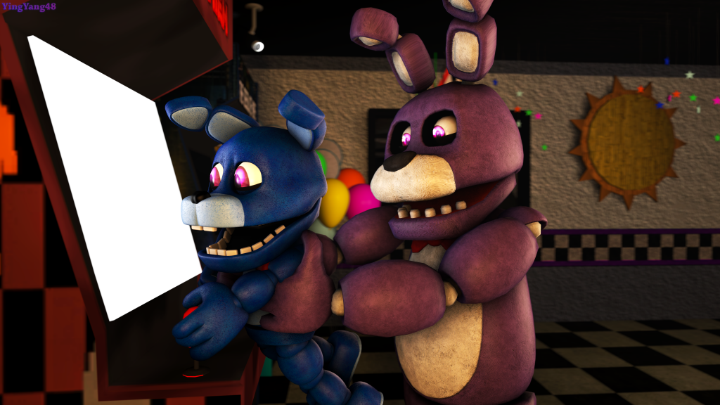 Five Nights at Freddy's 4K UHD Wallpaper