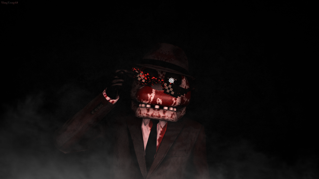 Five Nights at Freddy's Full HD Wallpaper