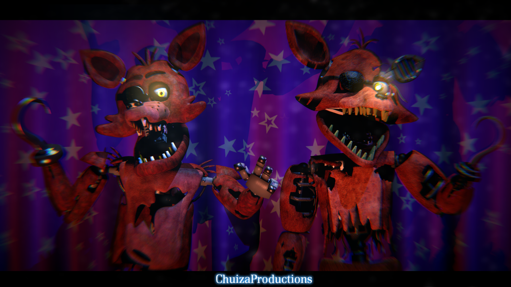Five Nights at Freddy's 8K UHD Wallpaper