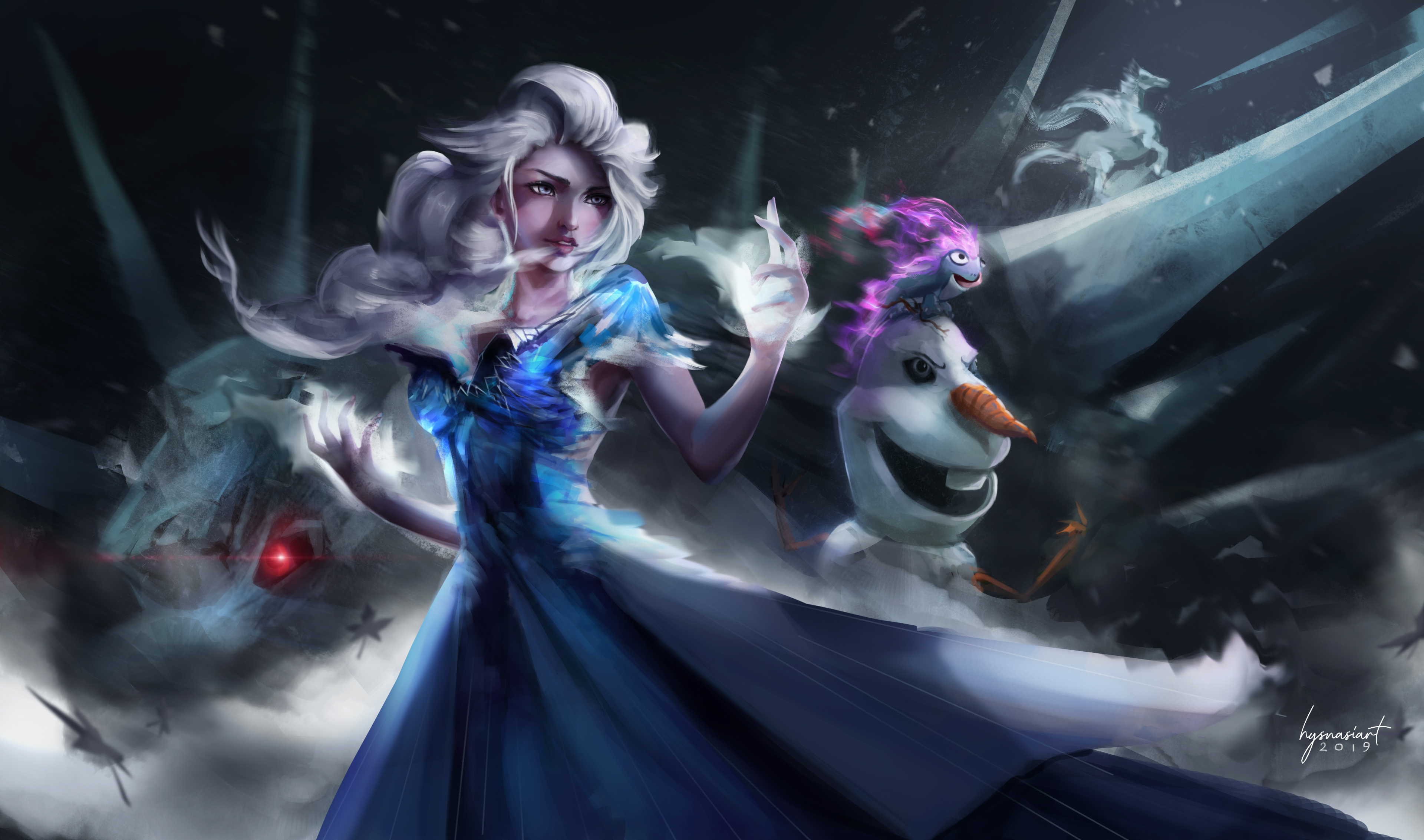Frozen 2 Wallpapers, Pictures, Images