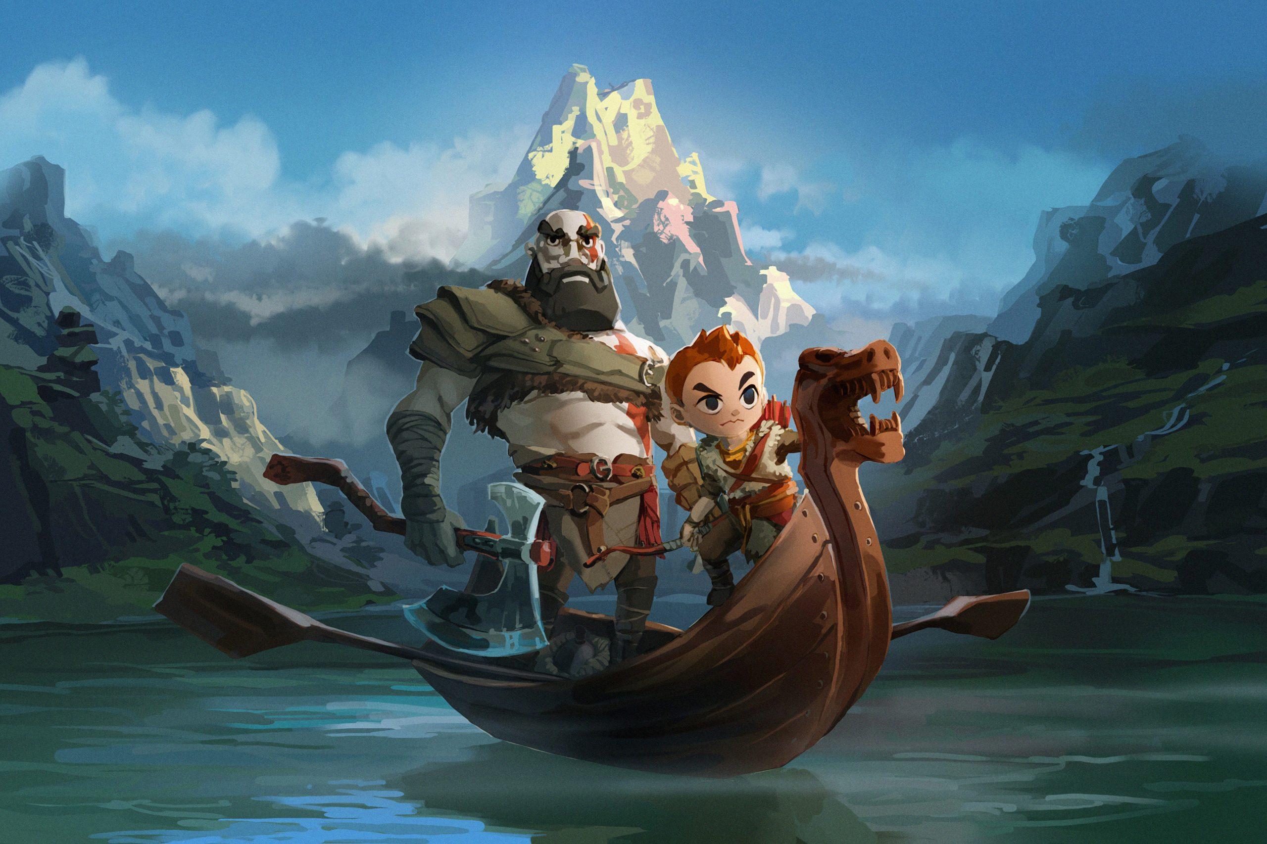 God Of War Backgrounds, Pictures, Images