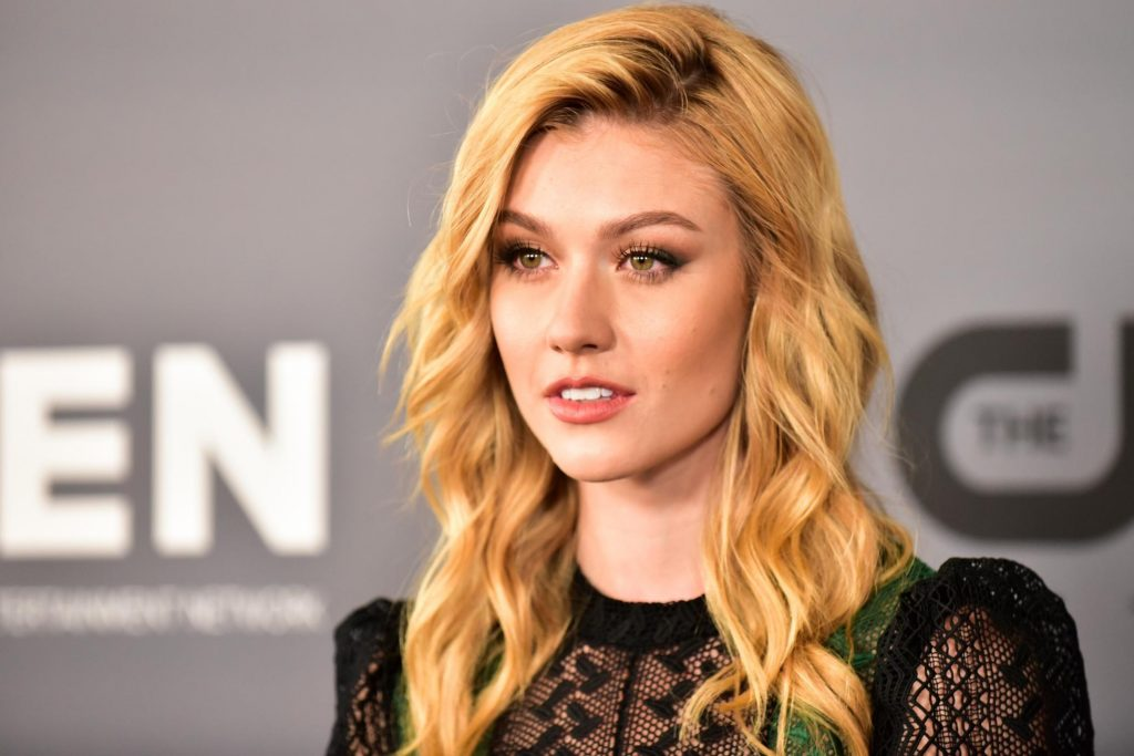 Katherine Mcnamara HD Wallpaper