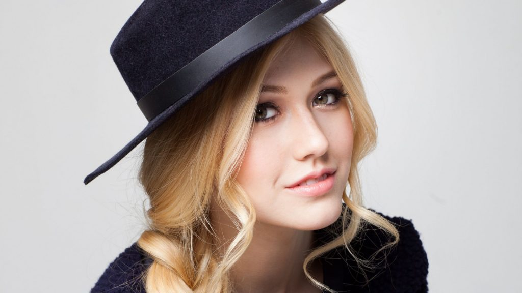 Katherine Mcnamara HD Full HD Wallpaper