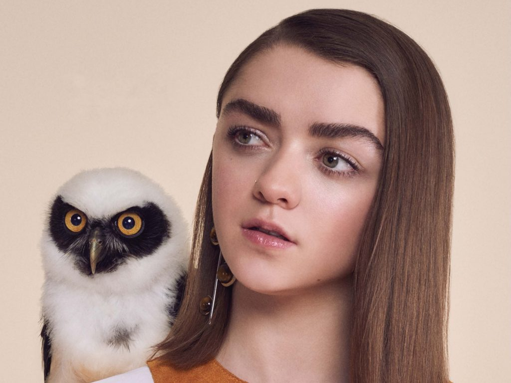 Maisie Williams Wallpaper