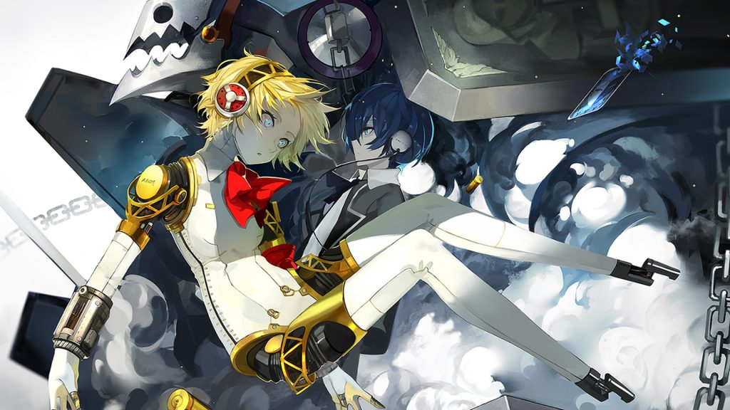 Persona 3 Full HD Wallpaper