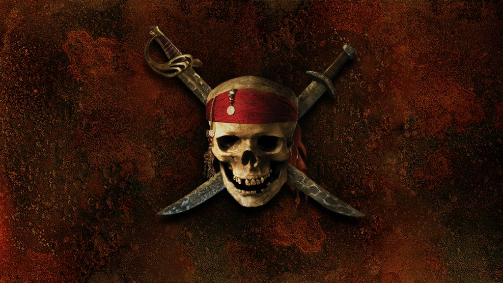 Pirates Of The Caribbean: The Curse Of The Black Pearl HD Full HD Wallpaper