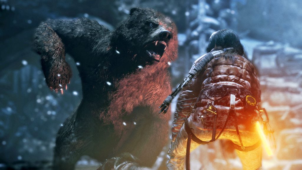 Rise Of The Tomb Raider HD Full HD Background
