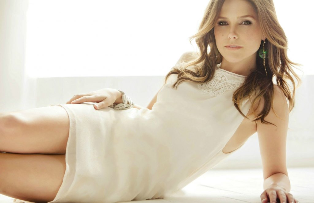 Sophia Bush HD Background