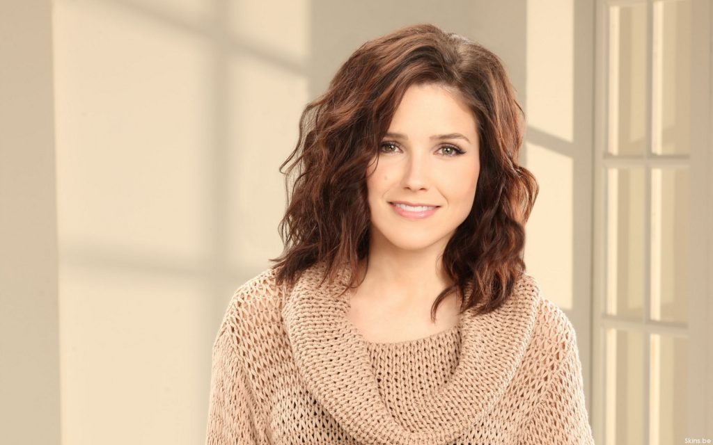 Sophia Bush HD Widescreen Background