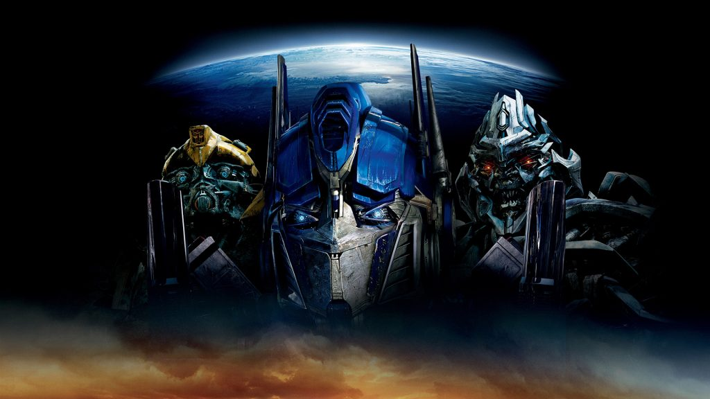Transformers HD Full HD Background